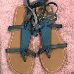 NEW! Lace-up Sandals